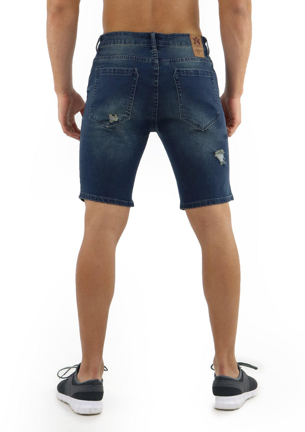 1245 M4 Denim Short by Yadier Molina