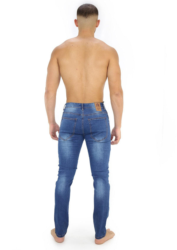 M4Y-1516 M4 Slim Fit Jeans by Yadier Molina - Pompis Stores