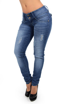 17435 Relaxed Maripily Skinny Jean
