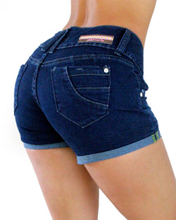 17622 Denim Maripily Short