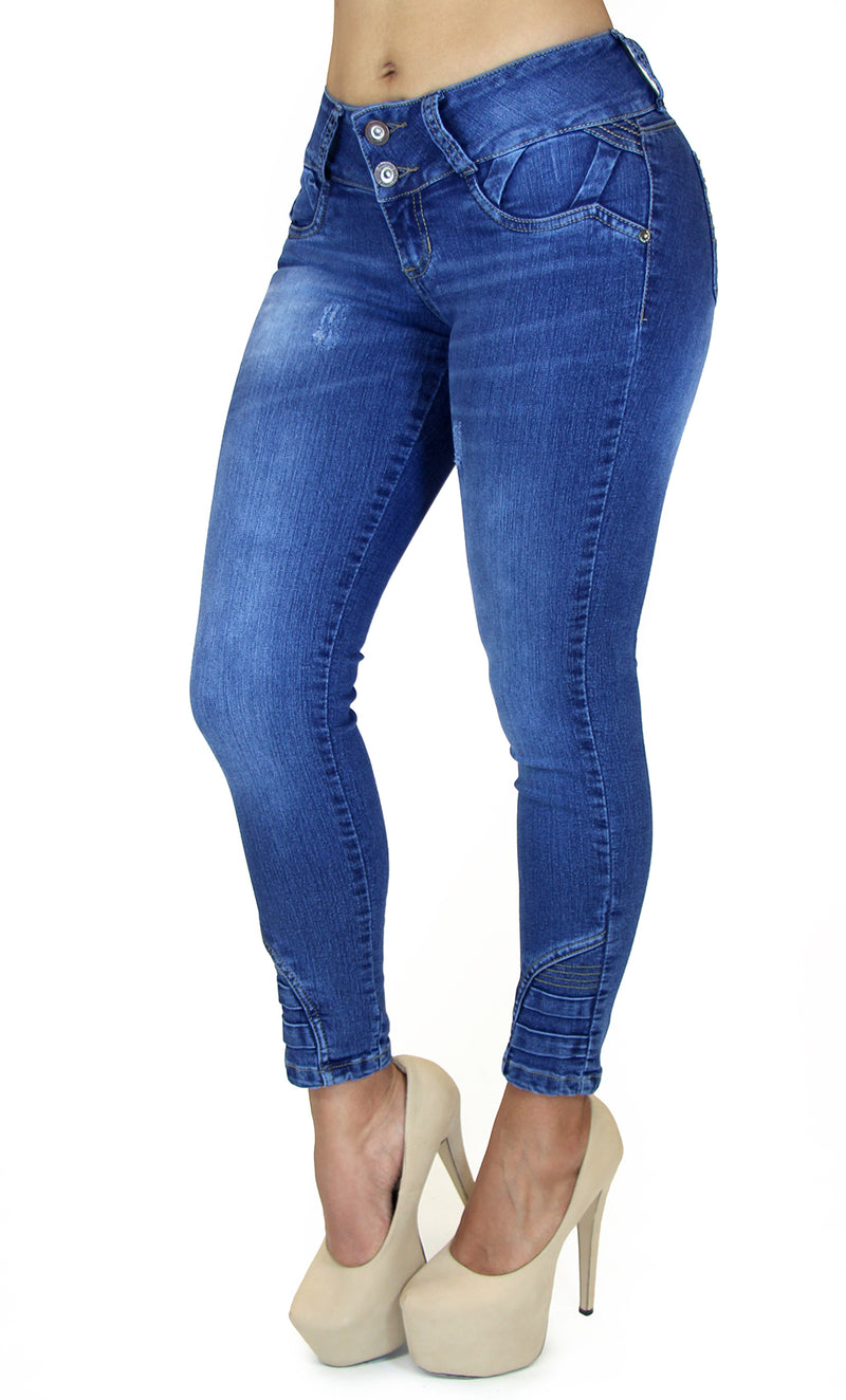 17780 Maripily Ankle Skinny Jean