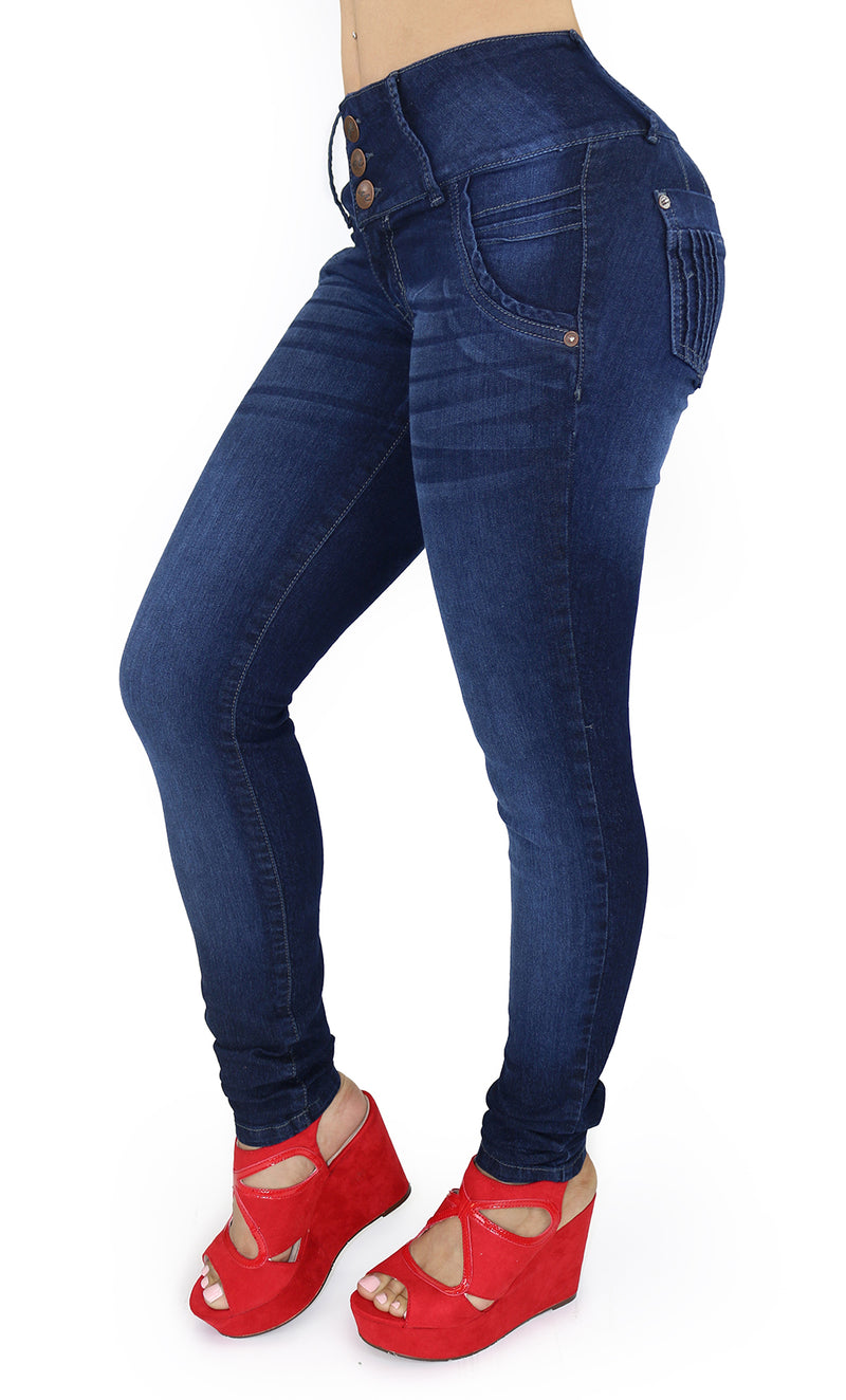 17920 Maripily Destroyed Skinny Jean