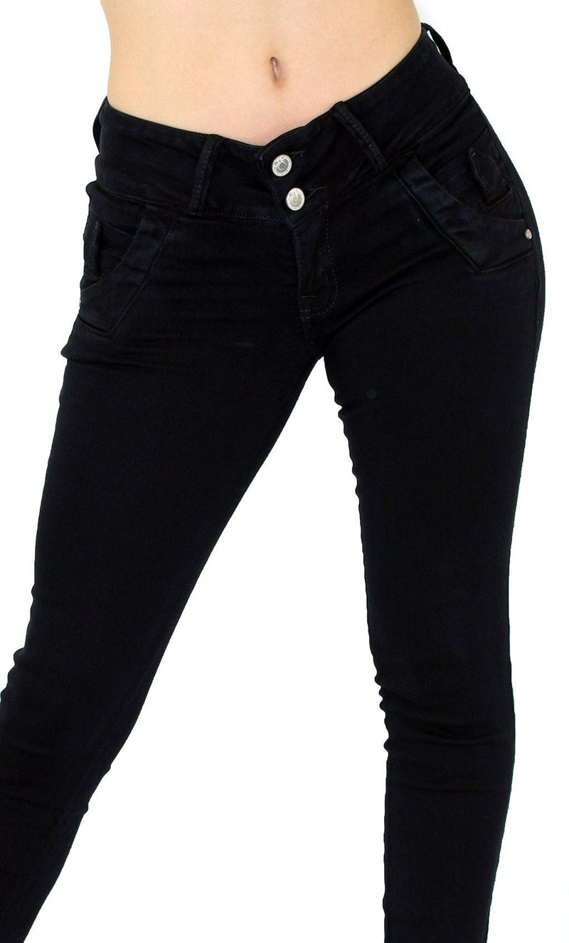 18323 Maripily Women's Butt Lifting Skinny Jean