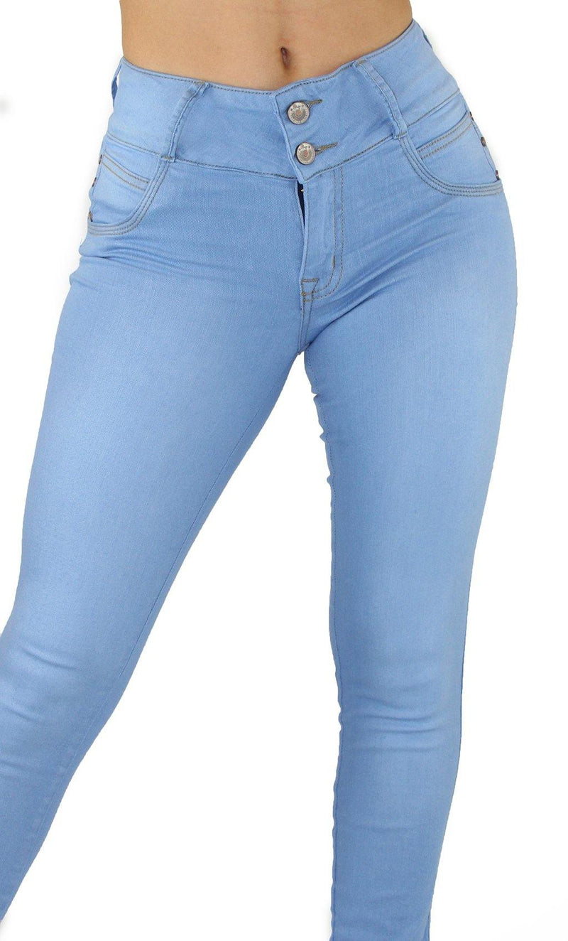 18368 Maripily Women's Butt Lifting Skinny Jean