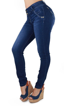 18629 Maripily Women's Butt Lifting Skinny Jean