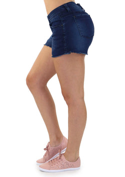19238 Denim Short by Maripily Rivera