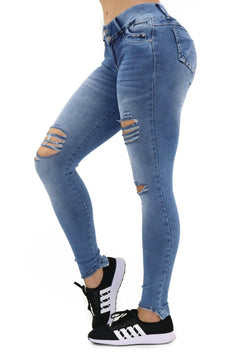 19542L Skinny Jean by Maripily Rivera (Largo)