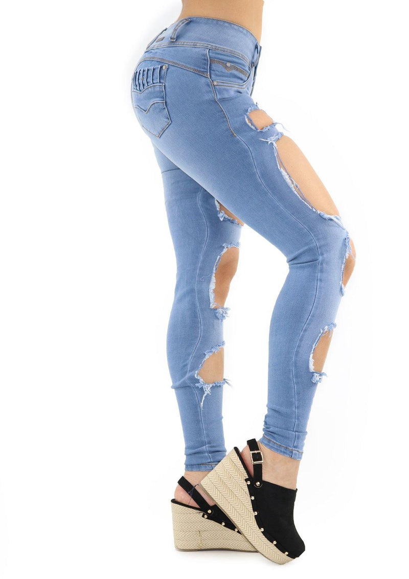 19556L Skinny Jean by Maripily Rivera (Largo)