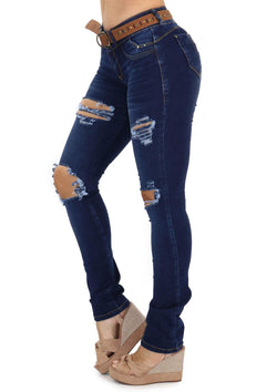 19583 Skinny Jean by Maripily Rivera (Boot Cut)