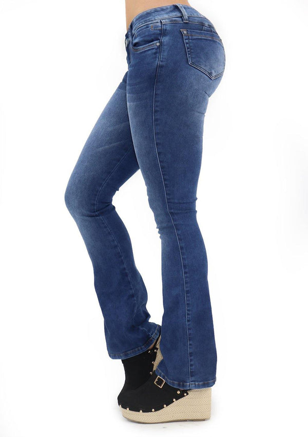 19588XL Boot Cut Jean by Maripily Rivera (Extra Largo)
