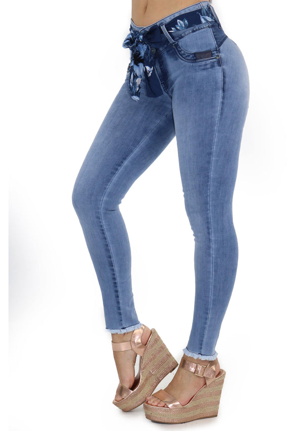 19649 Skinny Jean by Maripily Rivera - Pompis Stores