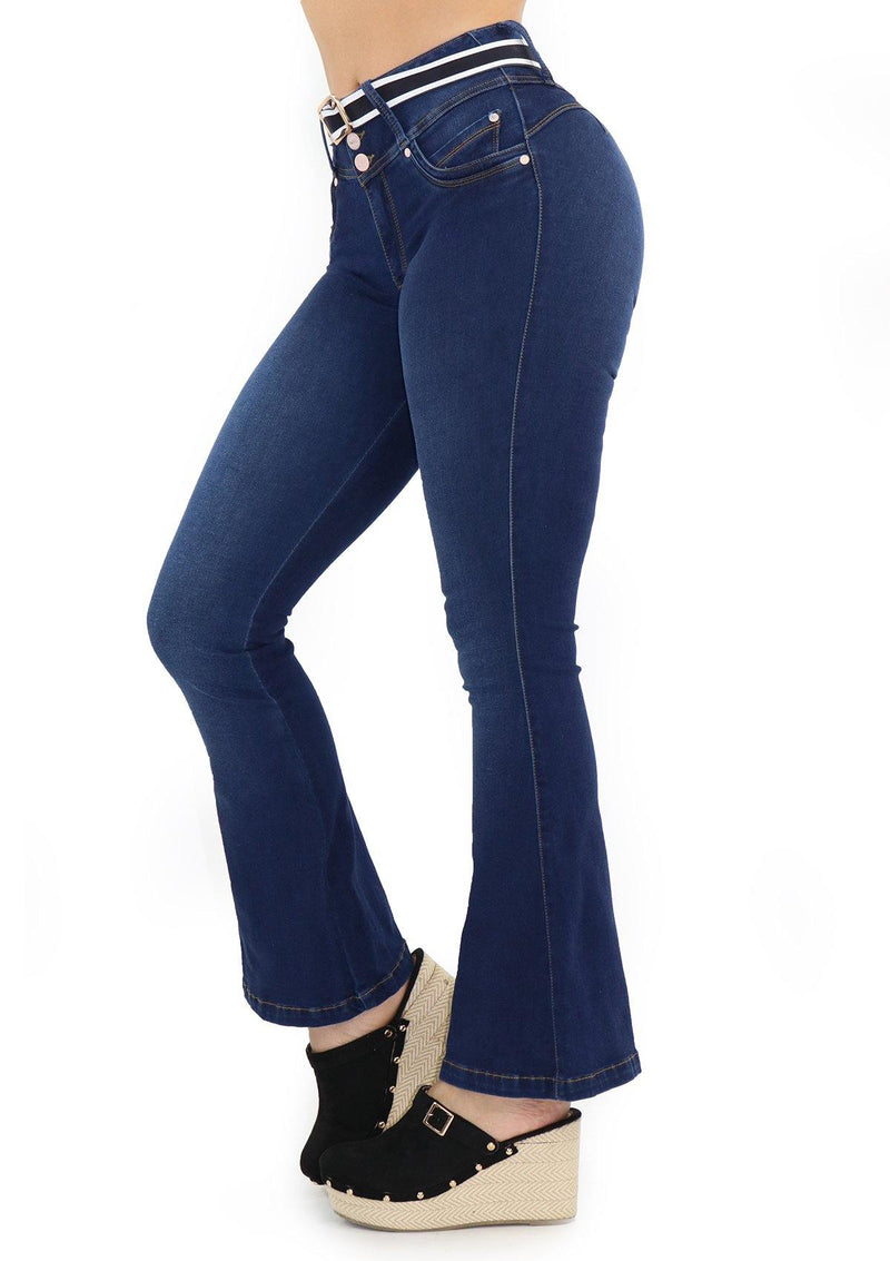 19673 Bell Bottom Jean by Maripily Rivera