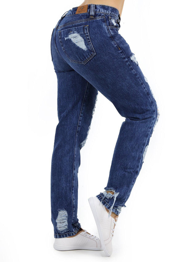 19761 Boyfriend Jean by Maripily Rivera - Pompis Stores