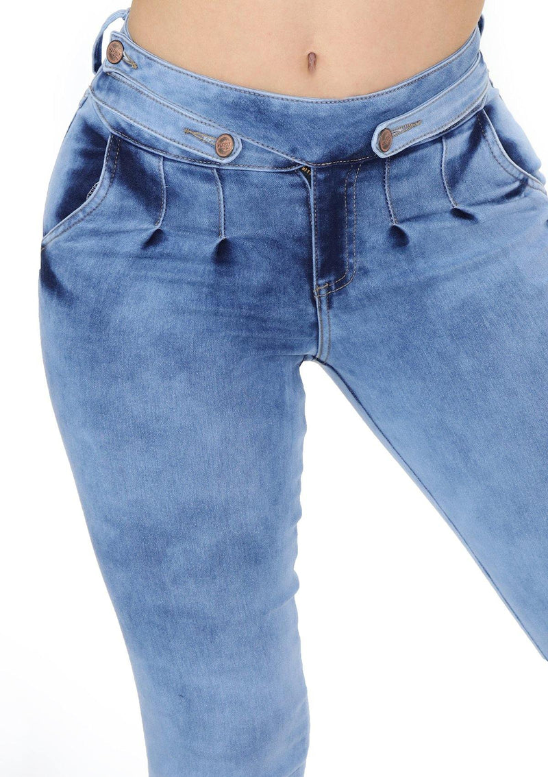 19782 Skinny Jean by Maripily Rivera (Jogger) - Pompis Stores