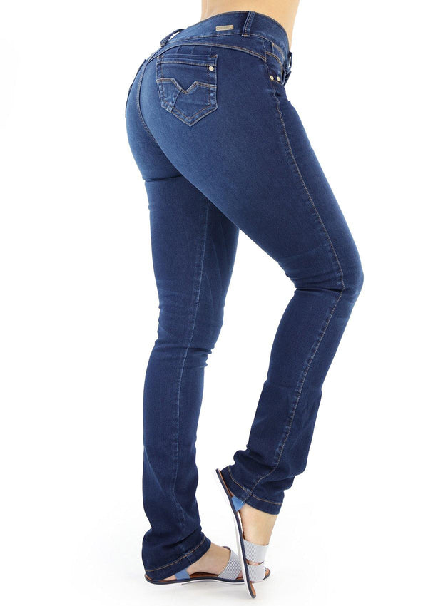 19839 Skinny Jean by Maripily Rivera (Boot Cut) - Pompis Stores