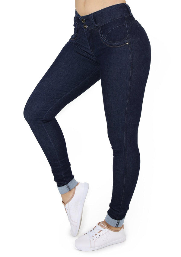 19870 Skinny Jean by Maripily Rivera (Long) - Pompis Stores