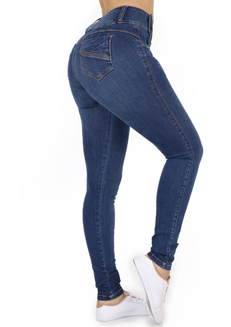 19892 Skinny Jean by Maripily Rivera (Tobillero) - Pompis Stores