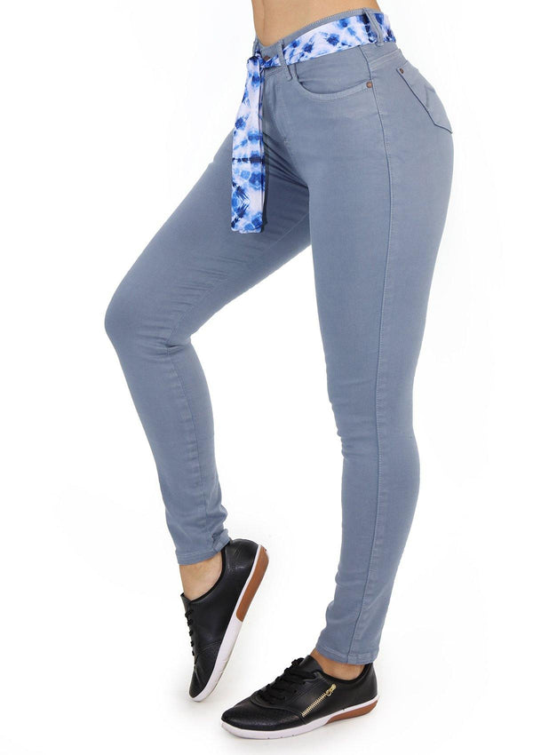 19905 Skinny Jean by Maripily Rivera - Pompis Stores