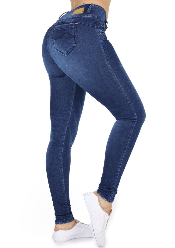 19932 Skinny Jean by Maripily Rivera - Pompis Stores