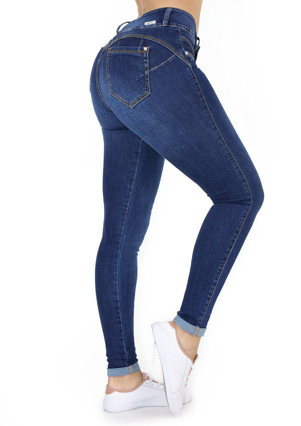 19934 Skinny Jean by Maripily Rivera - Pompis Stores