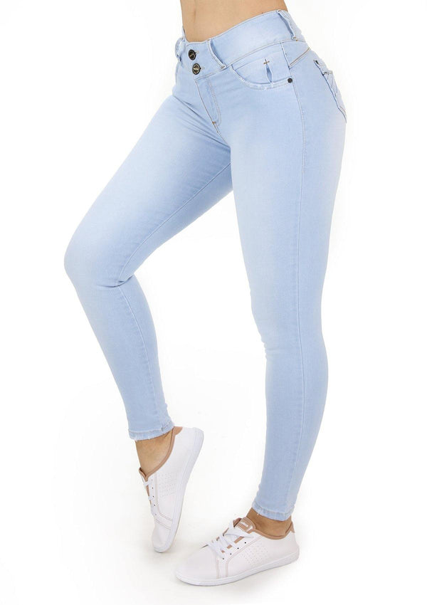 19962 Skinny Jean by Maripily Rivera (Tobillero) - Pompis Stores
