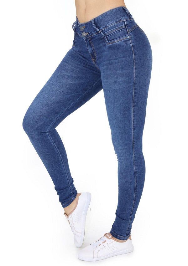 19963 Skinny Jean by Maripily Rivera - Pompis Stores