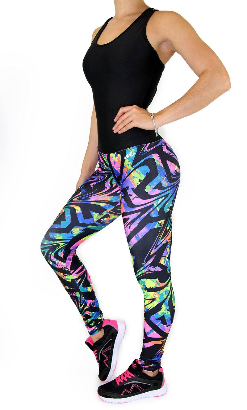 5014 Maripily Women Activewear Jumpsuit
