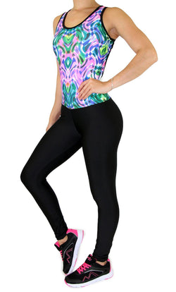 5015 Maripily Women Activewear Jumpsuit