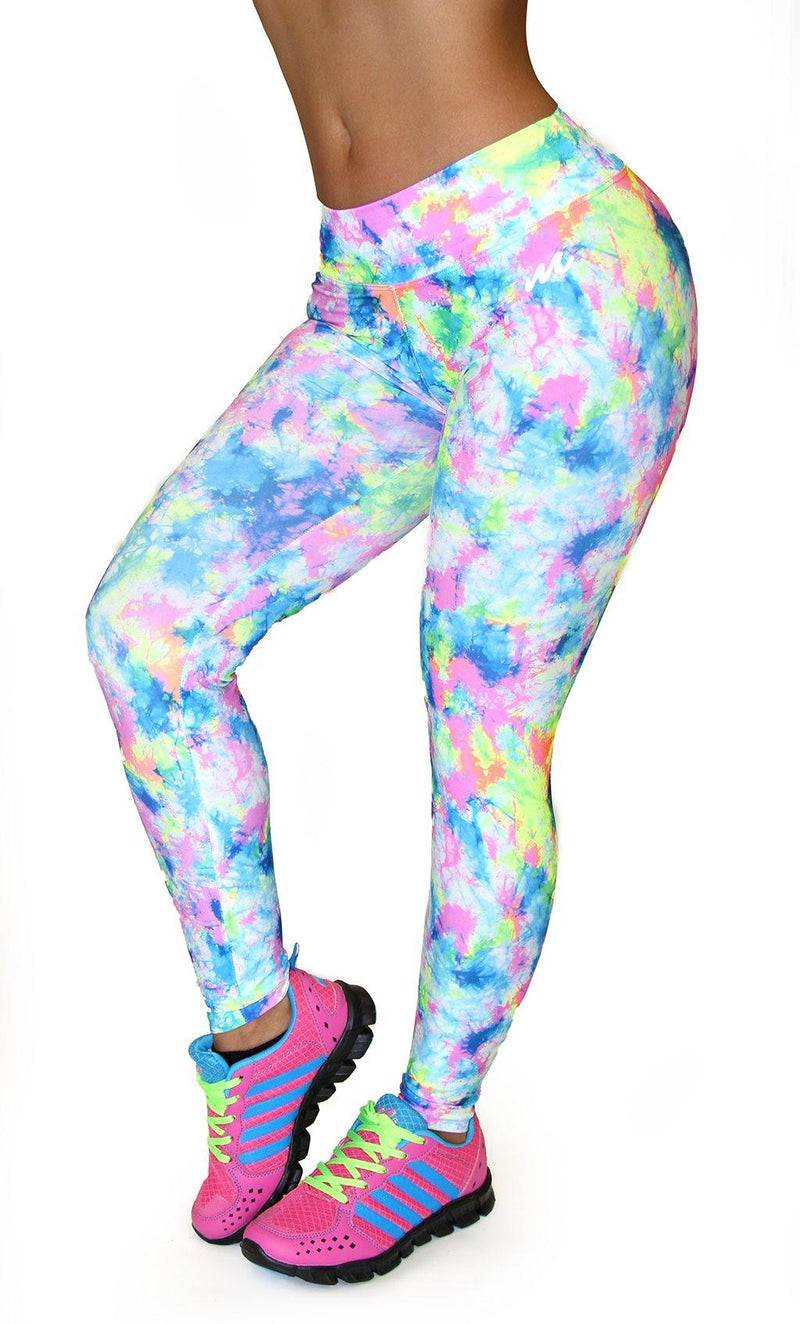 1033 Maripily Activewear Print Leggings