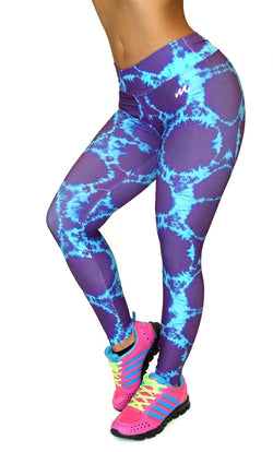 1035 Maripily Activewear Print Leggings
