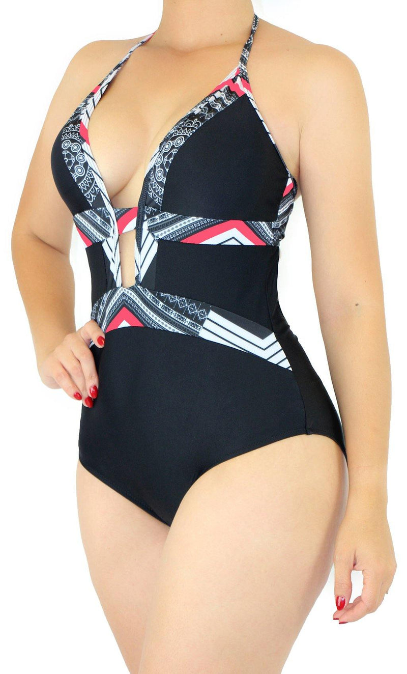 6406 Maripily Swimwear Women's One-Piece Swimsuit