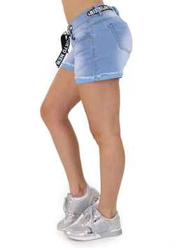 1197 Scarcha Women Short Denim