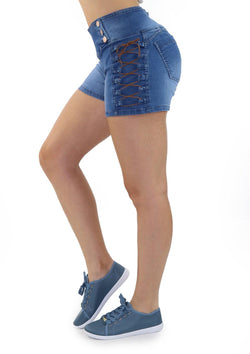 1210 Scarcha Women Short Denim