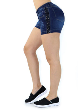 1225 Scarcha Women Short Denim (Pantalón Corto)