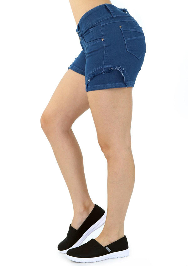 1230 Scarcha Women Short Denim (Pantalón Corto)