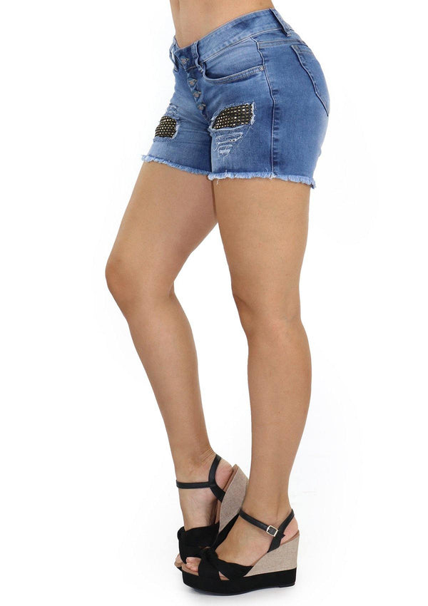 1364 Short Jean by Scarcha