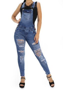 1368 Overall Jean by Scarcha