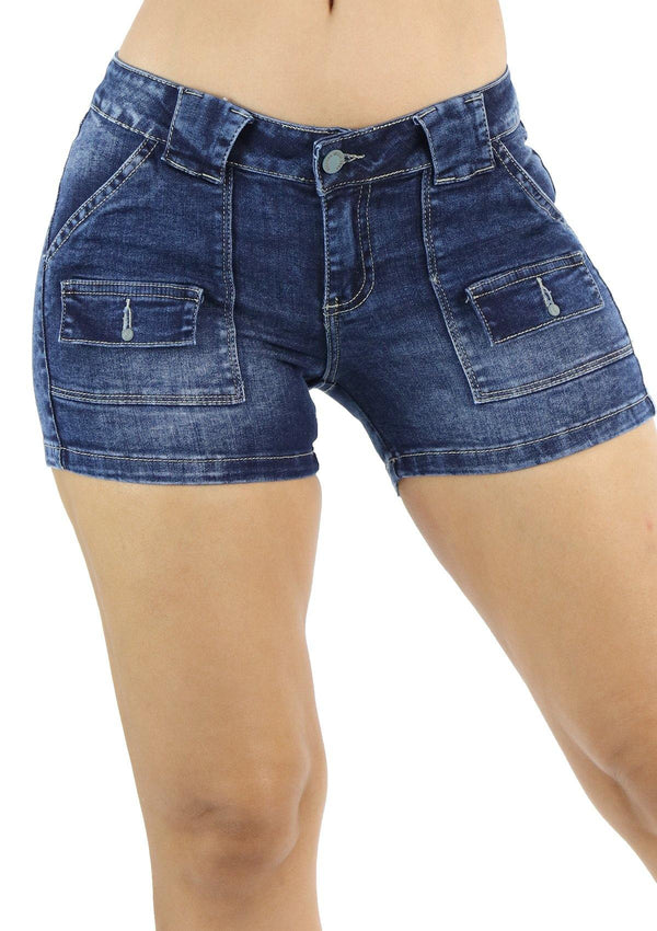 1376 Short Jean by Scarcha