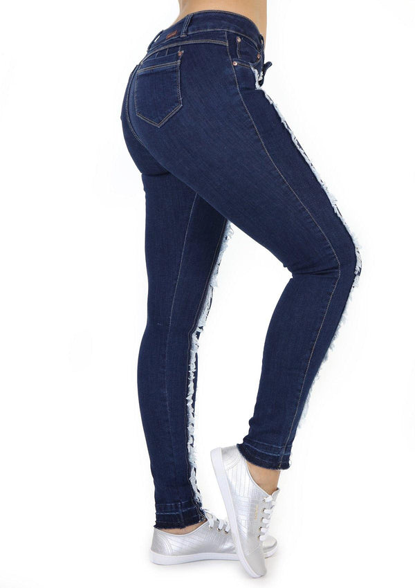1413 Scarcha Women Skinny Jean - Pompis Stores