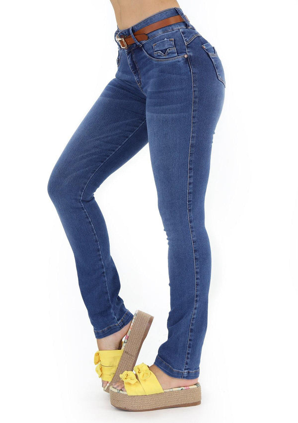 1422 Scarcha Women Skinny Jean (Boot Cut)