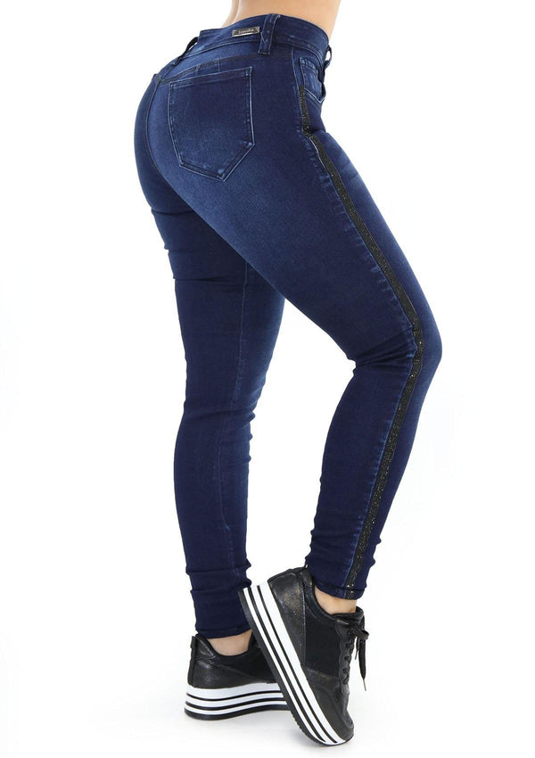 1431 Scarcha Women Skinny Jean - Pompis Stores