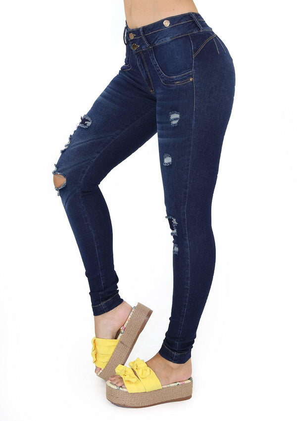 1456 Scarcha Women Skinny Jean - Pompis Stores