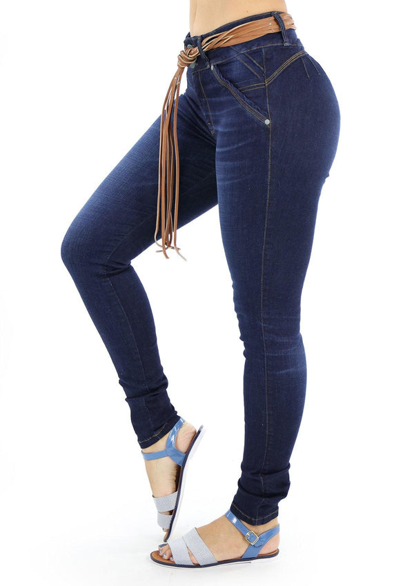 1491 Scarcha Women Skinny Jean - Pompis Stores