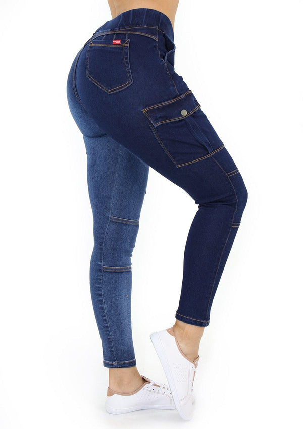 1526 Jogger Scarcha Women Skinny Jean - Pompis Stores