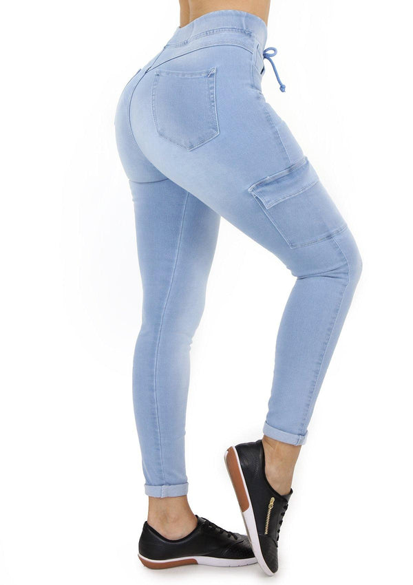 1528 Scarcha Women Skinny Jean (Jogger) - Pompis Stores