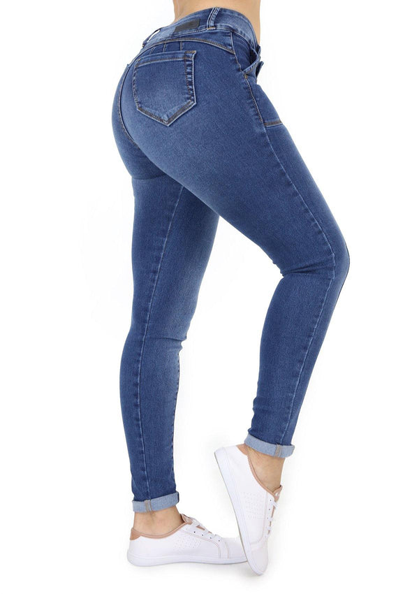 1537 Scarcha Women Skinny Jean - Pompis Stores