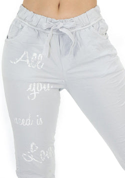 1558 Scarcha Women Pants (Jogger)