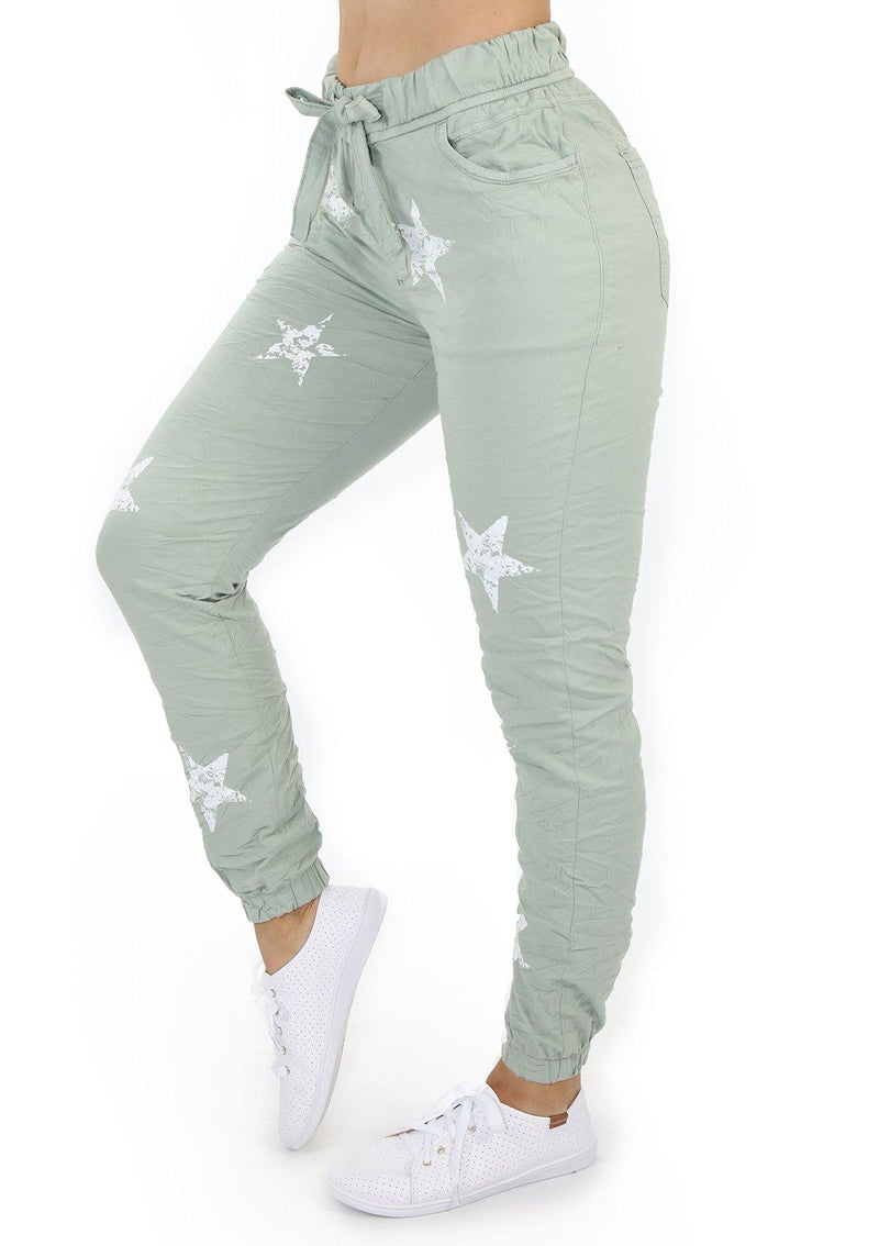 1559 Scarcha Women Pants (Jogger)