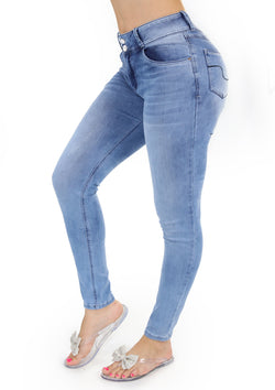 1649 Skinny Jean Woman by Scarcha