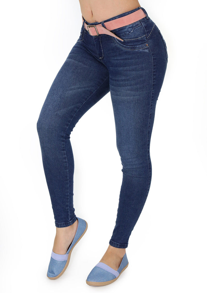 1665 Skinny Jean Woman by Scarcha